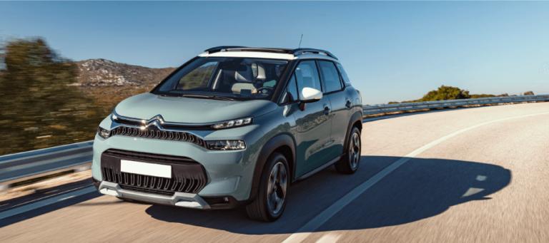 Novo Citroën C3 Aicross: um SUV para a cidade e para o lazer